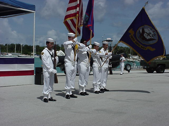 MarDiv Color Guard